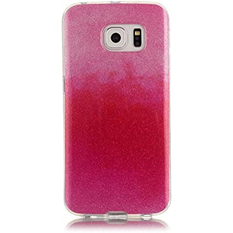 Cozy Hut Samsung Galaxy S6 Edge Shell fit ultra sottile