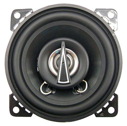 Pyle Koaxial Lautsprecher (10,16 cm (4 Zoll), 120 Watt, 2-Wege)