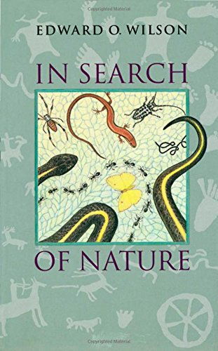 In Search of Nature: Recasting Disaster Policy and Planning por Edward O. Wilson