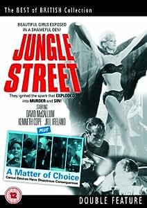 A Matter of Choice/Jungle Street [1961] [DVD]