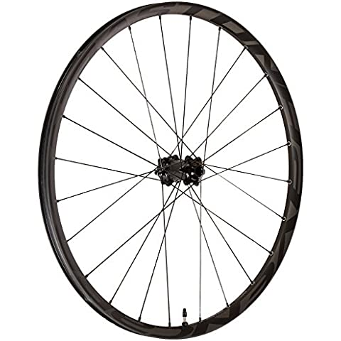 Easton Haven Rueda trasera para bicicleta, color negro, diámetro: 27,5