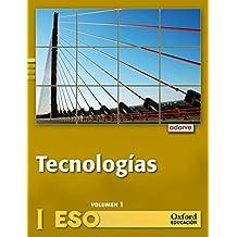 Tecnologías I ESO Adarve Trimestral: Libro del Alumno - 9788467363593