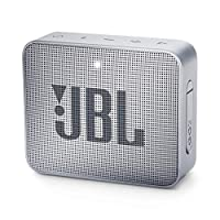 JBL GO 2 Portable Wireless Speaker - Gray