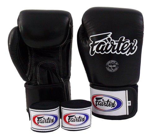 fairtex-guantes-de-muay-thai-bgv1-negro-solido-tamano-10-12-14-16-oz-guantes-para-entrenamiento-y-sp