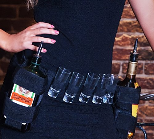 shot-glass-holder-waist-belt-with-two-square-bottle-holders-by-plastic-test-tubes-ltd