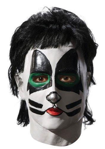 ck Latex Maske The Catman Katze Latexmaske (Erwachsene Kiss The Catman Kostüme)