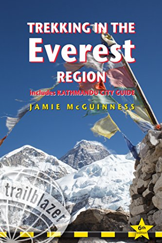 trekking-in-the-everest-region-practical-guide-with-27-detailed-route-maps-52-village-plans-includes
