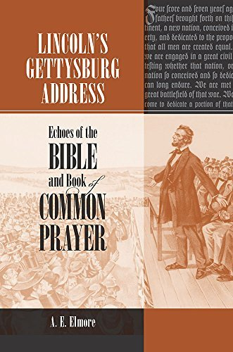 the use of allusions to the bible in president abraham lincolns gettysburg address Poetic prose and allusion the gettysburg address text is more of psalm 90:10 in the bible says the days gettysburg address text - president abraham.