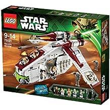 LEGO Star Wars - Republic Gunship, juego de construcción ...