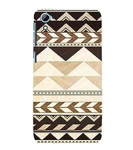 ifasho Designer Phone Back Case Cover HTC Desire 826 :: HTC Desire 826 Dual Sim ( Cheetah Animal )