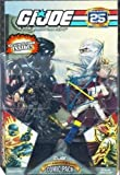 G.I. JOE 25th Anniversary Comic Pack: Snake Eyes and Storm Shadow