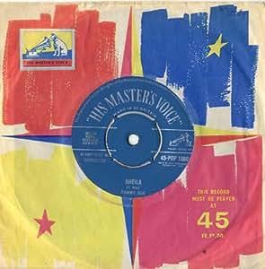 Sheila/Sweet pea / Vinyl single [Vinyl-Single 7'']