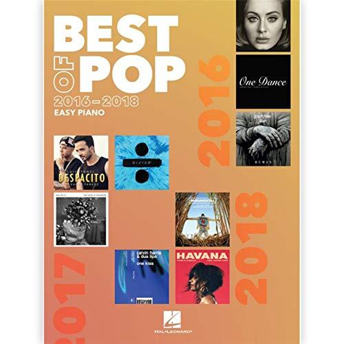 Best Of Pop 2016-2018 (Easy Piano)