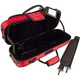 Protec PB301CTRX Contoured Trumpet Pro Pac Case - Red