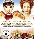 DVD Cover 'Spieglein Spieglein - Die wirklich wahre Geschichte von Schneewittchen [Blu-ray]