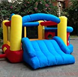 Best Bounce Houses - Jack Inflatable nylon inflatable bouncer inflatable castle inflatable Review