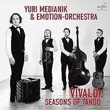 Vivaldi: Seasons Of Tango [Yuri Medianik; Emotion-orchestra] [Melodiya: MELCD 1002544]