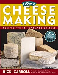 Home Cheese Making by Carroll, Ricki ( Author ) ON Feb-05-2003, Hardback