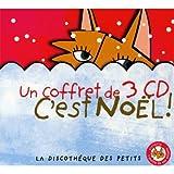 Coffret 3 CD : C'Est Noël !