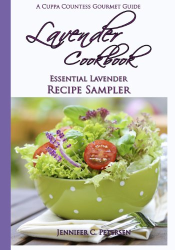 Lavender Cookbook: Essential Lavender Recipe Sampler (A Cuppa Countess Gourmet Guide Book 3) (English Edition) - Soap-sampler
