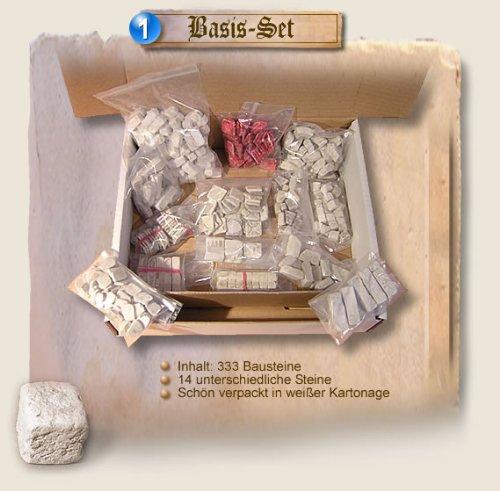 Basis-Set Tabletop Ruinen-Bausteine
