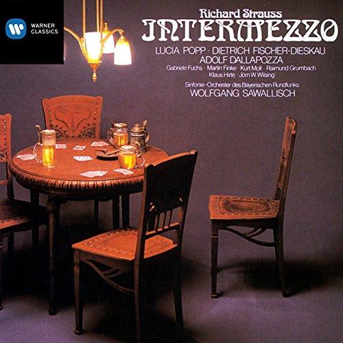 Intermezzo, Op. 72, TrV 246, Act 2 Scene 5: Verwandlung. Orchesterzwischenspiel (Das Esszimmer, festlich geschmückt)