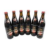 Lausitzer Porter Schwarzes (Schwarzbier / 6 Flaschen à 0,5 l / 4,4% vol.)