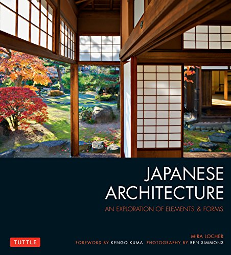 Japanese Architecture: An Exploration of Elements and Forms