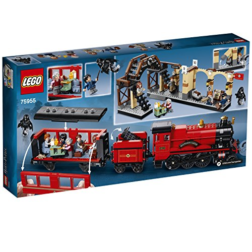 LEGO-75955-Harry-Potter-Hogwarts-Express-Set-Wizarding-World-Magical-Train-Journey-Creative-Building-Toy