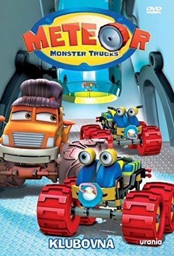 Meteor Monster Trucks 6 - Klubovna (Bigfoot Presents: Meteor and the Mighty Monster Trucks 6) [paper sleeve] - Monster-truck-dvd
