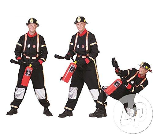 Pierro´s Kostüm Feuerwehrmann Max Größe - Funny Kostüm Feuerwehrmann