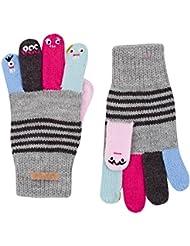 Barts Gloves - Barts Puppet Gloves - Heather Grey