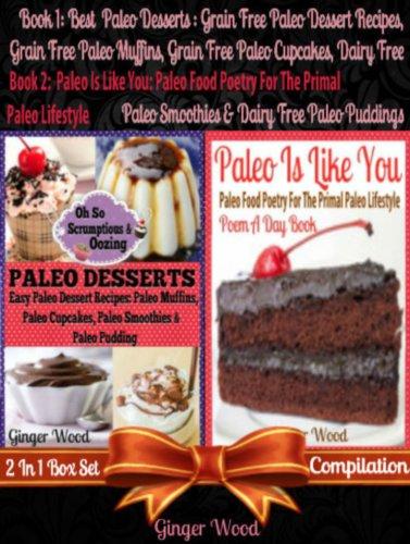 Best Paleo Desserts: Grain Free Paleo Dessert