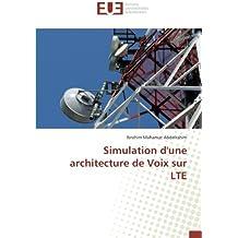 Simulation d'une architecture de Voix sur LTE