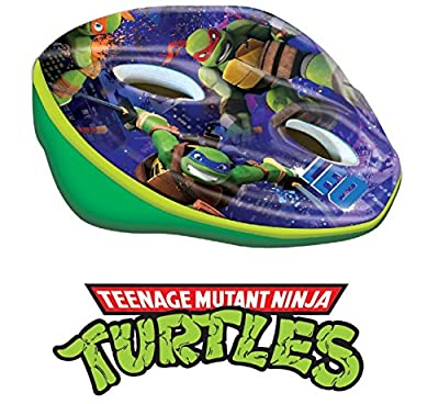 """Ninja Turtles For Helmet Bicycle Helmet Adjustable Boy/Girl - Circumference 52 - 56 cm by Tartarughe Ninja"