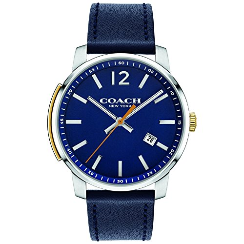 Coach 14602343 Mens Bleecker Watch