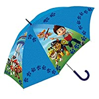 PAW PATROL PW16000 Umbrella, Blue, 45 cm