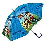 Preparatevi per l'inverno con questo grande ombrello della vostra serie preferita: Paw Patrol. Ombrello diametro: 45 cm.