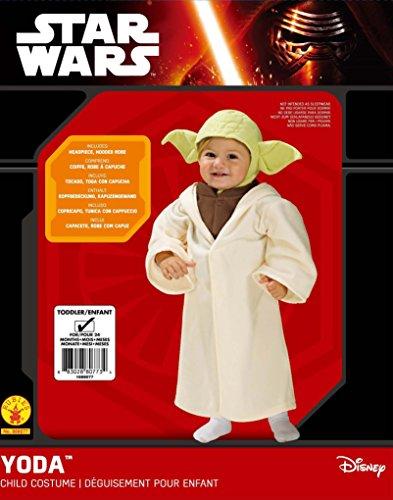 Rubies Disfraz de Yoda Bebe