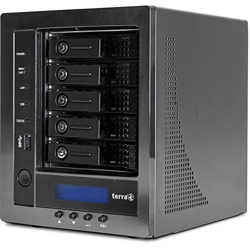 TERRA 1100908 NAS-Box 5-2008 G3 (8TB) | 4039407032044