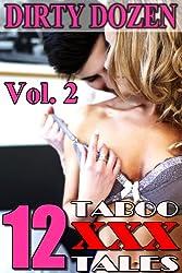 Dirty Dozen 2 (12 Taboo XXX Tales)