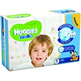 Huggies – Bimbo – Couches – Taille 5 (11 – 25 kg) – 42 couches
