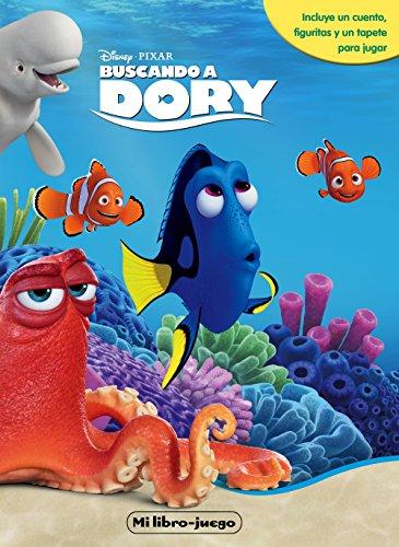 Buscando a Dory. Mi libro-juego: Incluye un cuento, figuritas y un tapete para jugar (Disney. Buscando a Dory)