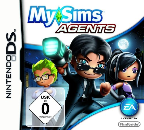 MySims: Agents (Ds Spiele Sims)