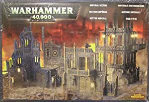 Games Workshop - 99120199006 - Warhammer 40.000 - Figurine - Secteur Imperial