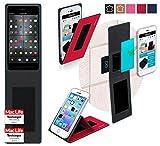 reboon Hülle für Smartisan T2 Tasche Cover Case Bumper | Rot | Testsieger