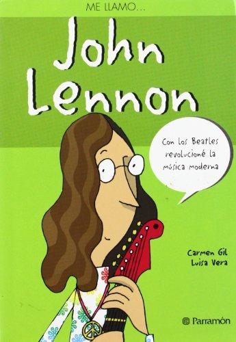 ME LLAMO… JOHN LENNON por Carmen Gil