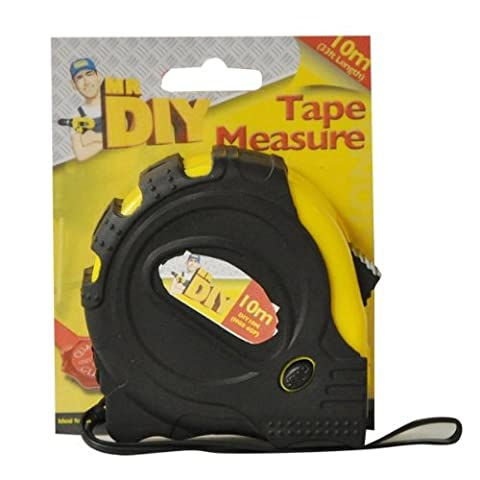 Premium 10m Tape Measure from Kingfisher and Inspirational Magnet by Kingfisher