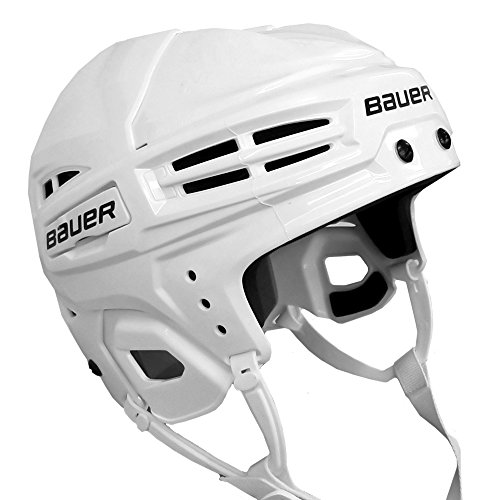 Bauer IMS 5,0 Casco de Hockey, Blanco