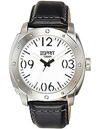 Esprit Analog White Dial Men's Watch - ES106381002-N